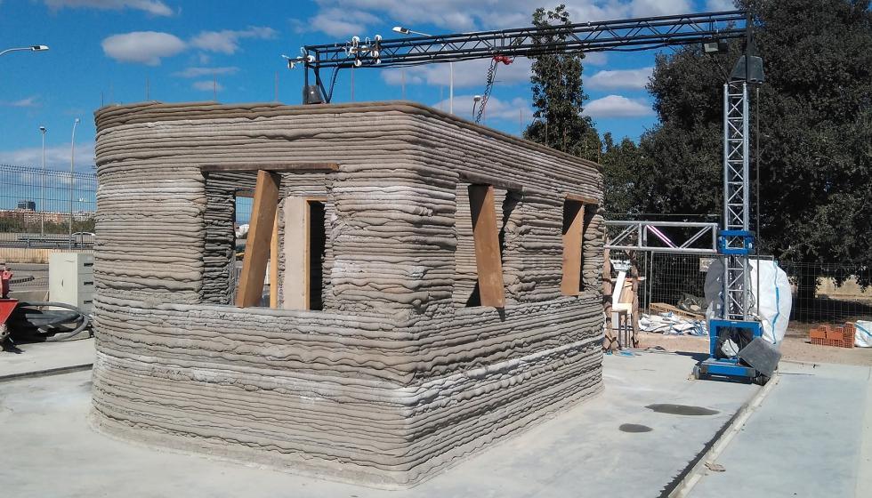 Primera Casa Impresa en 3D de España