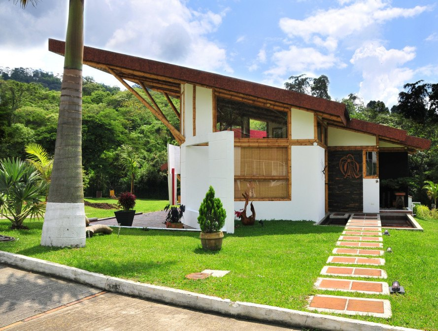 materiales de construccion ecologicos bamboo